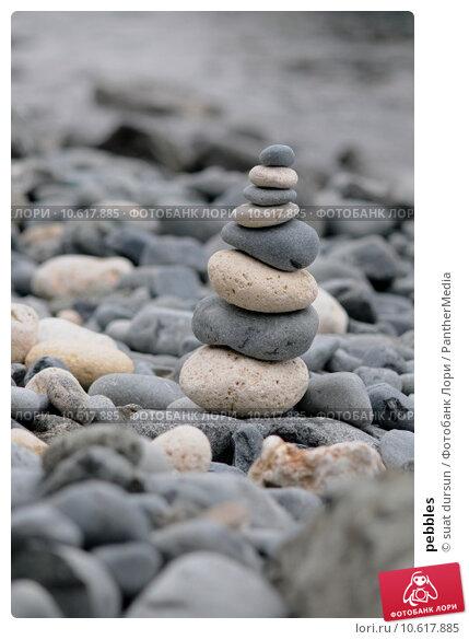 pebbles. Стоковое фото, фотограф suat dursun / PantherMedia / Фотобанк Лори