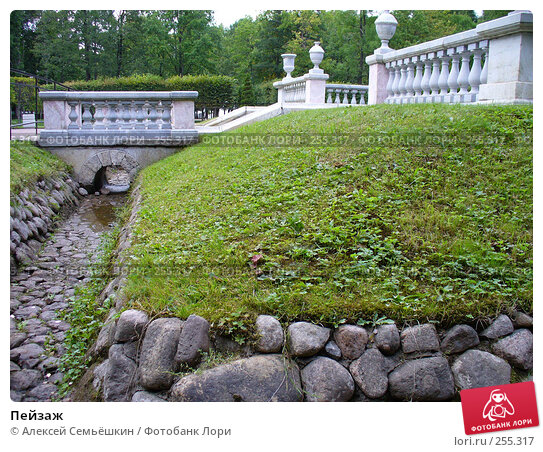 Купить «Пейзаж», фото № 255317, снято 13 августа 2006 г. (c) Алексей Семьёшкин / Фотобанк Лори
