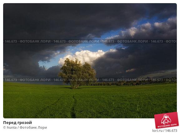 Перед грозой, фото № 146673, снято 30 сентября 2004 г. (c) hunta / Фотобанк Лори