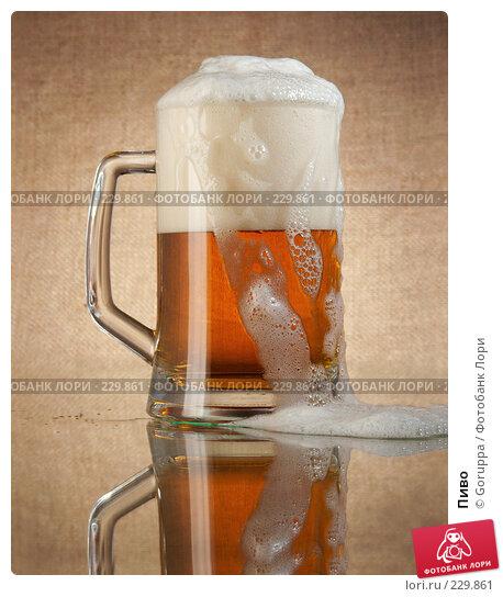 Пиво, фото № 229861, снято 22 марта 2008 г. (c) Goruppa / Фотобанк Лори