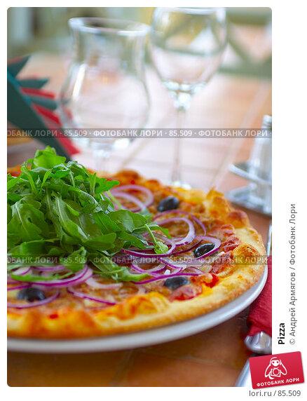 Pizza, фото № 85509, снято 28 октября 2006 г. (c) Андрей Армягов / Фотобанк Лори