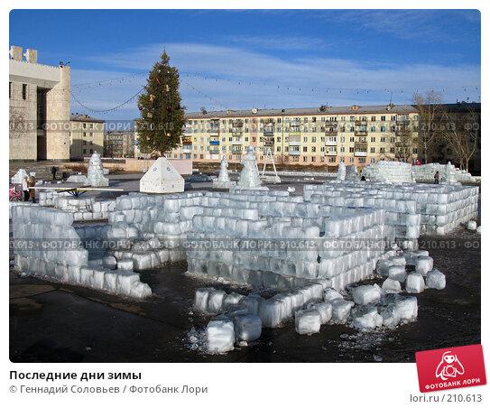Купить «Последние дни зимы», фото № 210613, снято 27 февраля 2008 г. (c) Геннадий Соловьев / Фотобанк Лори