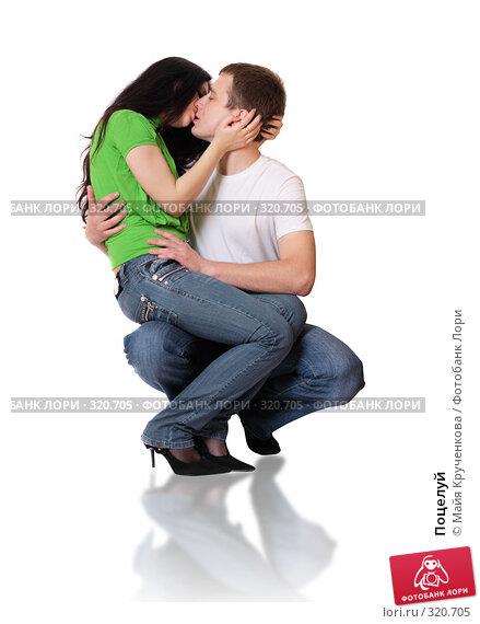 Поцелуй, фото № 320705, снято 18 мая 2008 г. (c) Майя Крученкова / Фотобанк Лори