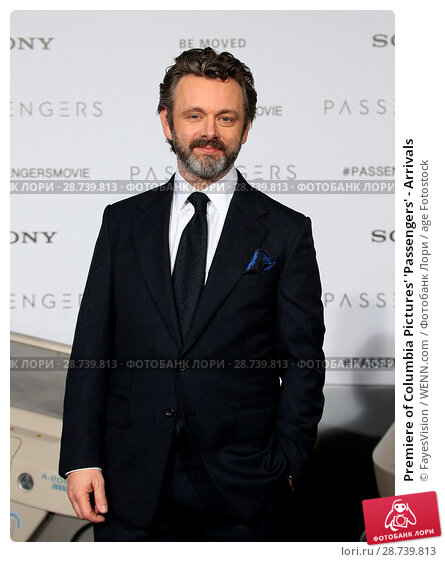 Купить «Premiere of Columbia Pictures' 'Passengers' - Arrivals Featuring: Michael Sheen Where: Westwood, California, United States When: 15 Dec 2016 Credit: FayesVision/WENN.com», фото № 28739813, снято 15 декабря 2016 г. (c) age Fotostock / Фотобанк Лори