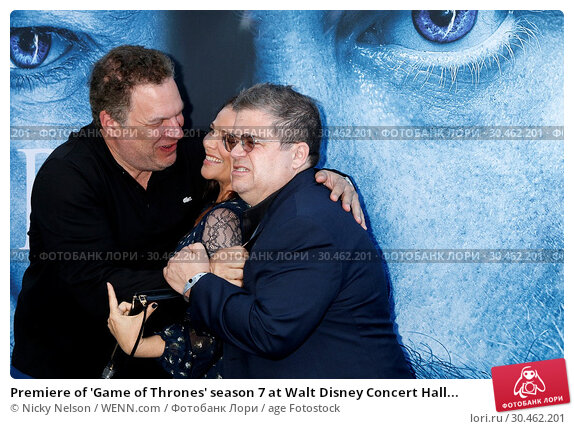 Premiere of 'Game of Thrones' season 7 at Walt Disney Concert Hall... (2017 год). Редакционное фото, фотограф Nicky Nelson / WENN.com / age Fotostock / Фотобанк Лори