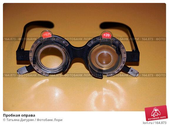 Купить «Пробная оправа», фото № 164873, снято 30 декабря 2007 г. (c) Татьяна Дигурян / Фотобанк Лори