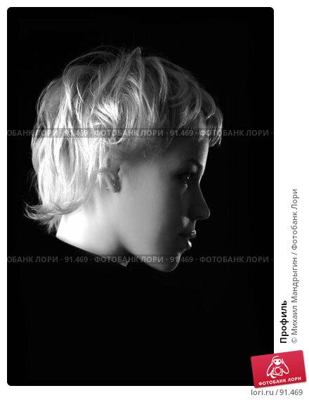 Купить «Профиль», фото № 91469, снято 24 ноября 2017 г. (c) Михаил Мандрыгин / Фотобанк Лори
