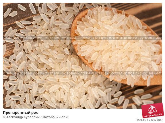 Купить «Пропаренный рис», фото № 7637809, снято 1 июля 2015 г. (c) Александр Курлович / Фотобанк Лори