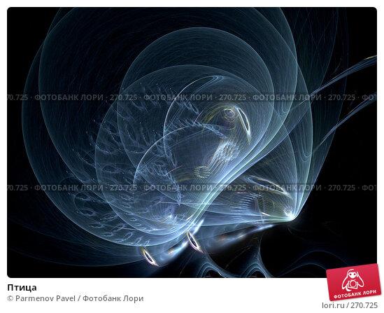 Купить «Птица», иллюстрация № 270725 (c) Parmenov Pavel / Фотобанк Лори
