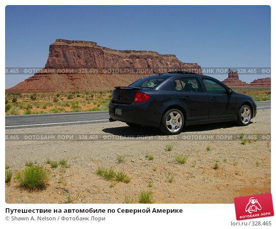 Путешествие на автомобиле по Северной Америке, фото № 328465, снято 29 мая 2008 г. (c) Shawn A. Nelson / Фотобанк Лори
