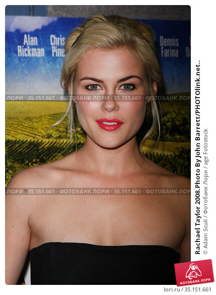Rachael Taylor 2008.Photo By John Barrett/PHOTOlink.net.. Редакционное фото, фотограф Adam Scull / age Fotostock / Фотобанк Лори