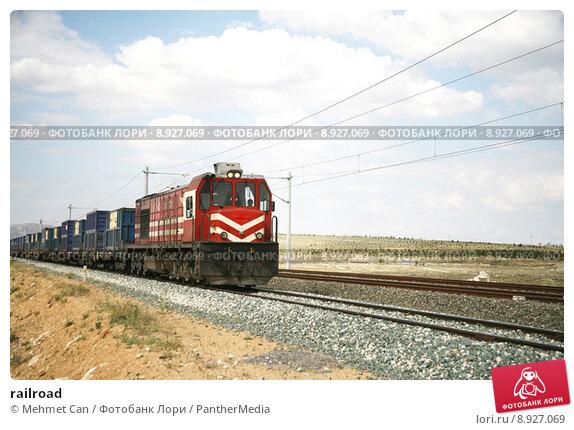 Купить «railroad», фото № 8927069, снято 19 февраля 2019 г. (c) PantherMedia / Фотобанк Лори