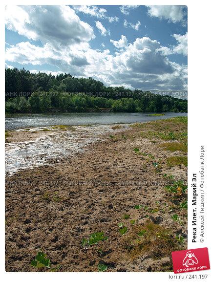 Река Илет. Марий Эл, фото № 241197, снято 24 июня 2007 г. (c) Алексей Тишкин / Фотобанк Лори