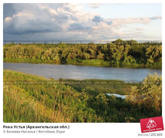 Река Устья (Архангельская обл.), фото № 205869, снято 22 июля 2007 г. (c) Беляева Наталья / Фотобанк Лори