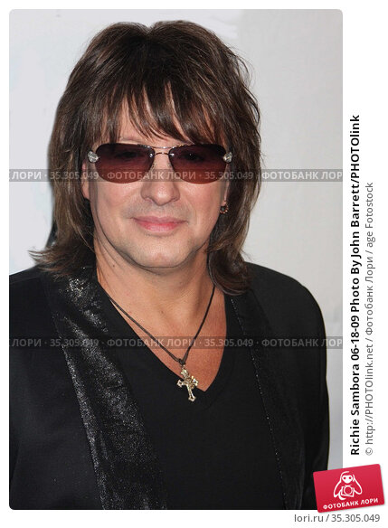 Richie Sambora 06-18-09 Photo By John Barrett/PHOTOlink (2008 год). Редакционное фото, фотограф http://PHOTOlink.net / age Fotostock / Фотобанк Лори