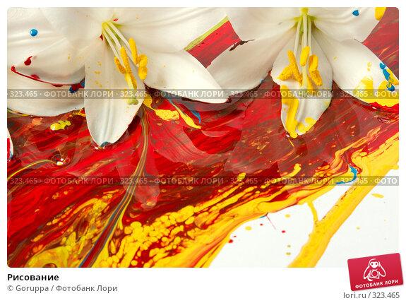 Рисование, фото № 323465, снято 14 июня 2008 г. (c) Goruppa / Фотобанк Лори