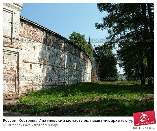 Россия, Кострома Ипатиевский монастырь, памятник архитектуры, фото № 41017, снято 15 августа 2006 г. (c) Parmenov Pavel / Фотобанк Лори