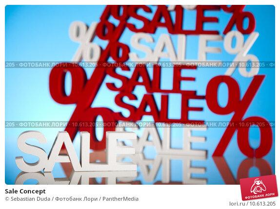 Sale Concept. Стоковое фото, фотограф Sebastian Duda / PantherMedia / Фотобанк Лори