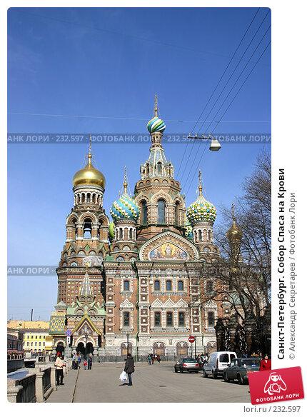 Санкт-Петербург. Собор Спаса на Крови, фото № 232597, снято 2 апреля 2005 г. (c) Александр Секретарев / Фотобанк Лори