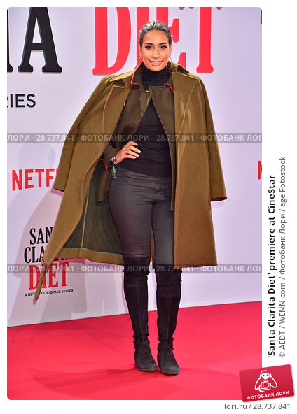 Купить «'Santa Clarita Diet' premiere at CineStar Featuring: Lamiya Slimani Where: Berlin, Germany When: 20 Jan 2017 Credit: AEDT/WENN.com», фото № 28737841, снято 20 января 2017 г. (c) age Fotostock / Фотобанк Лори
