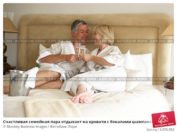 Зрелые семейные пары меняются партнерами