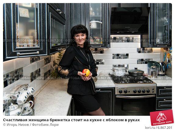 2 брюнетки на кухне: