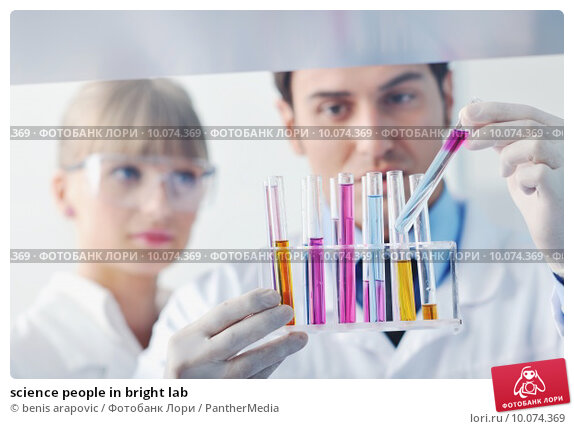 science and people