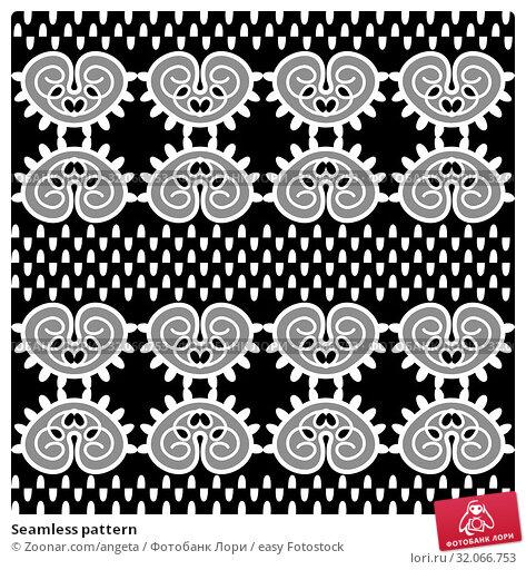 Seamless pattern. Стоковое фото, фотограф Zoonar.com/angeta / easy Fotostock / Фотобанк Лори