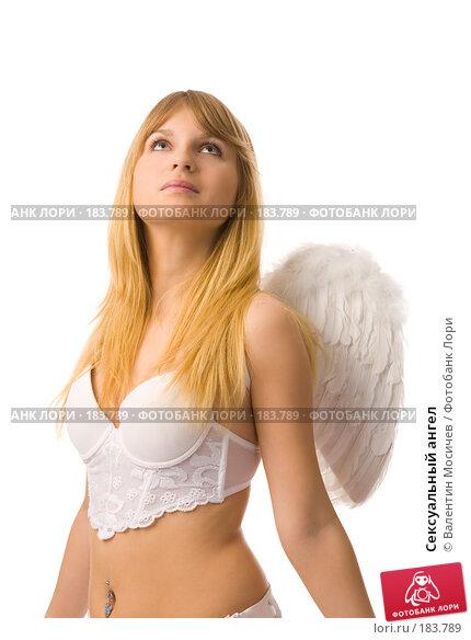 Сексуальный ангел, фото № 183789, снято 12 января 2008 г. (c) Валентин Мосичев / Фотобанк Лори