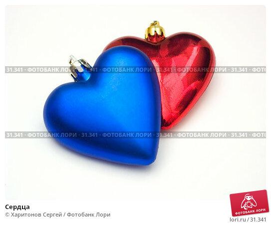 Сердца, фото № 31341, снято 23 января 2007 г. (c) Харитонов Сергей / Фотобанк Лори