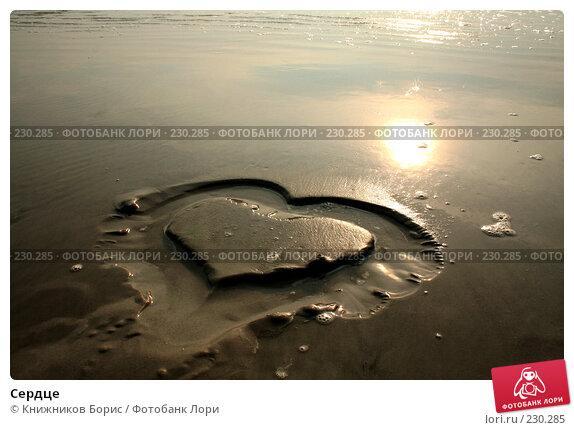 Сердце, фото № 230285, снято 19 июня 2007 г. (c) Книжников Борис / Фотобанк Лори
