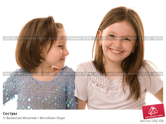 Сестры, фото № 332129, снято 2 мая 2008 г. (c) Валентин Мосичев / Фотобанк Лори