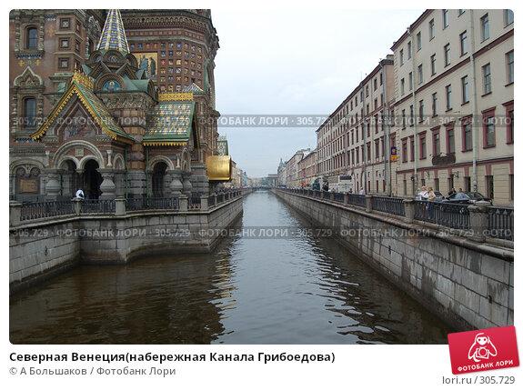 Северная Венеция(набережная Канала Грибоедова), фото № 305729, снято 18 мая 2008 г. (c) A Большаков / Фотобанк Лори