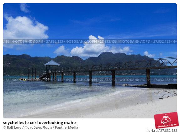 Купить «seychelles le cerf overlooking mahe», фото № 27832133, снято 17 октября 2018 г. (c) PantherMedia / Фотобанк Лори