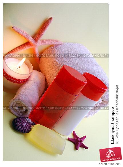 Купить «Шампунь Shampoo», фото № 184205, снято 22 января 2008 г. (c) Лифанцева Елена / Фотобанк Лори