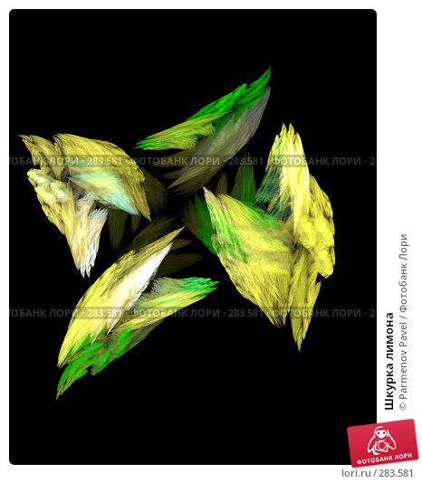 Шкурка лимона, иллюстрация № 283581 (c) Parmenov Pavel / Фотобанк Лори
