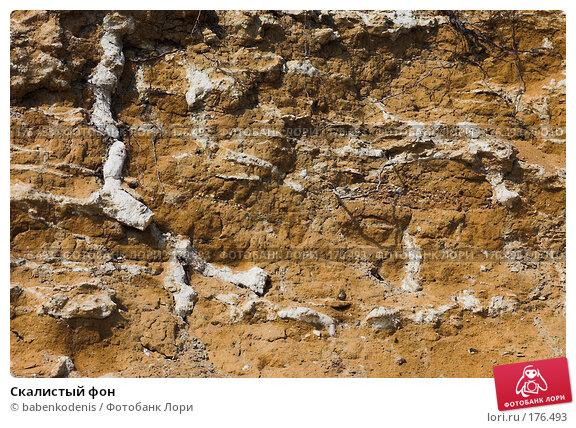 Скалистый фон, фото № 176493, снято 7 мая 2006 г. (c) Бабенко Денис Юрьевич / Фотобанк Лори