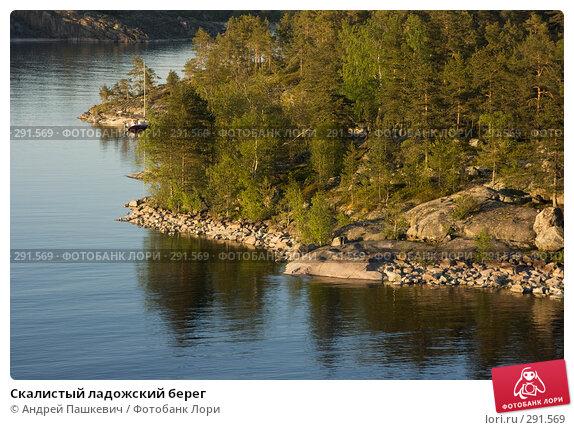 Купить «Скалистый ладожский берег», фото № 291569, снято 2 июня 2007 г. (c) Андрей Пашкевич / Фотобанк Лори