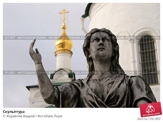 Скульптура, эксклюзивное фото № 191857, снято 27 января 2008 г. (c) Журавлев Андрей / Фотобанк Лори