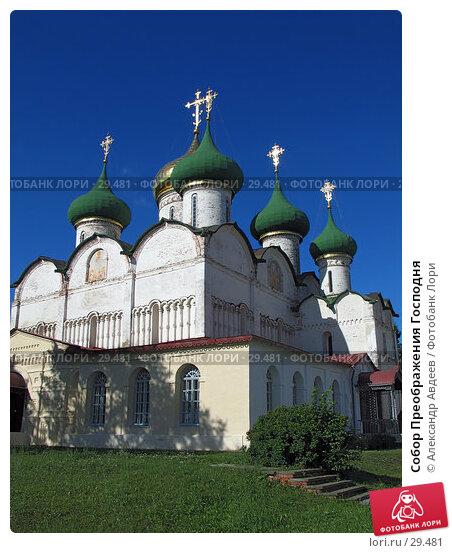 Собор Преображения Господня, фото № 29481, снято 21 июля 2006 г. (c) Александр Авдеев / Фотобанк Лори