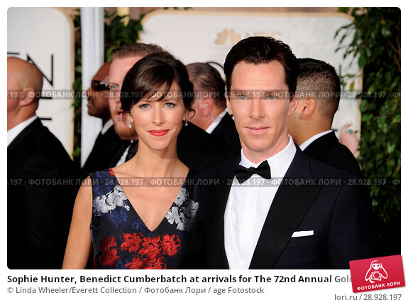 Купить «Sophie Hunter, Benedict Cumberbatch at arrivals for The 72nd Annual Golden Globe Awards 2015 _ Part 2, The Beverly Hilton Hotel, Beverly Hills, CA January...», фото № 28928197, снято 21 августа 2018 г. (c) age Fotostock / Фотобанк Лори