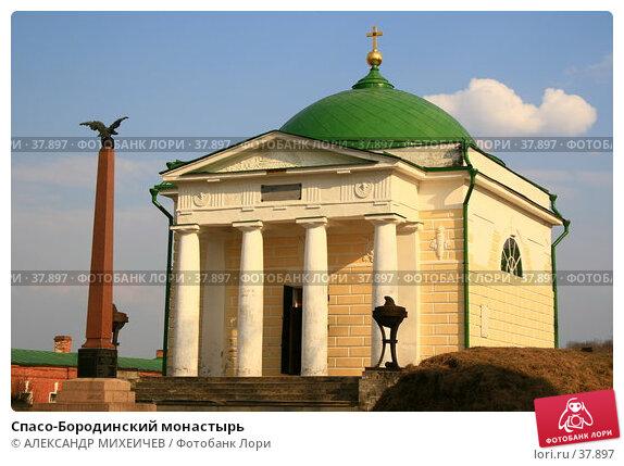 Спасо-Бородинский монастырь, фото № 37897, снято 31 марта 2007 г. (c) АЛЕКСАНДР МИХЕИЧЕВ / Фотобанк Лори