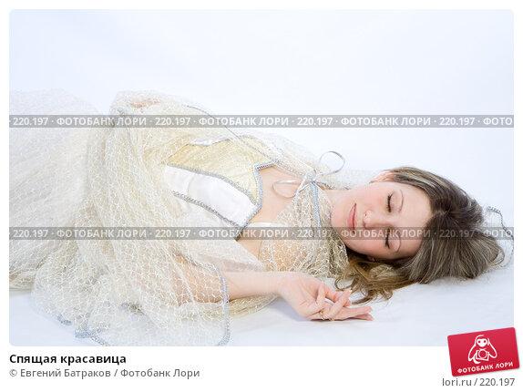 Спящая красавица, фото № 220197, снято 4 января 2008 г. (c) Евгений Батраков / Фотобанк Лори