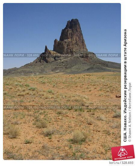 США. Навахо. Индейские резервации в штате Аризона, фото № 328693, снято 29 мая 2008 г. (c) Shawn A. Nelson / Фотобанк Лори