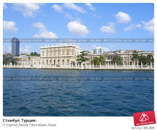 Купить «Стамбул. Турция.», фото № 305809, снято 6 мая 2008 г. (c) Сергей Лисов / Фотобанк Лори