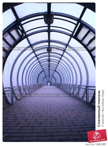 Стеклянный тоннель, фото № 248909, снято 5 апреля 2008 г. (c) Astroid / Фотобанк Лори
