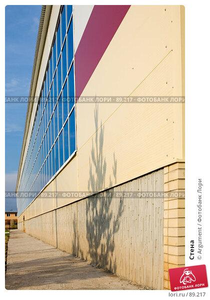 Стена, фото № 89217, снято 26 августа 2007 г. (c) Argument / Фотобанк Лори