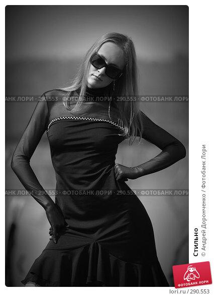 Стильно, фото № 290553, снято 22 января 2017 г. (c) Андрей Доронченко / Фотобанк Лори