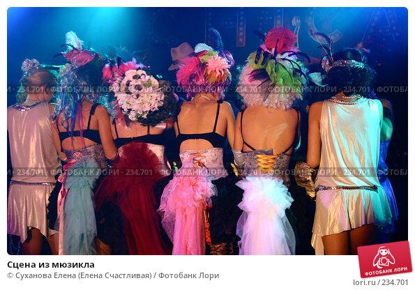 Сцена из мюзикла, фото № 234701, снято 26 марта 2008 г. (c) Суханова Елена (Елена Счастливая) / Фотобанк Лори