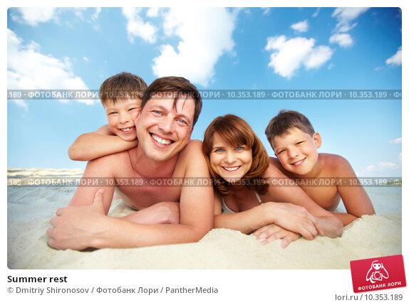 Фото частное семейных нудистов 47980 фотография